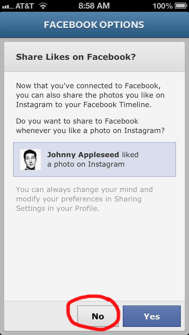 How to link Instagram to a Facebook Page | Fred van Schie