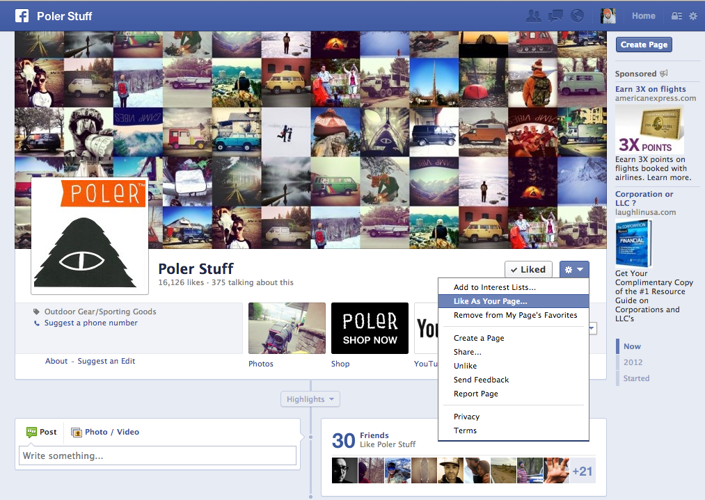 Poler-FB-page